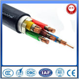 PVC Outer Shearth Power Cable do PVC Insulated de 0.6/1kv IEC60502
