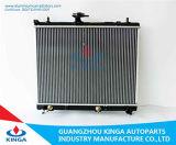 Радиатор Daihatsu автомобиля системы охлаждения автоматическим паяемый алюминием