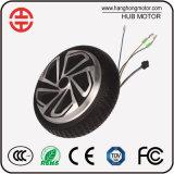 6.5 Zoll schwanzloser Gleichstrom-Naben-Motor für elektrischen balancierenden Roller