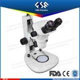 Microscópio estereofónico do zoom portátil de FM-J3l para o projeto novo