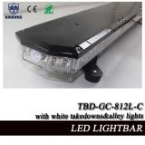 Parte superiore d'avvertimento Emergency Lightbar 1watt/3watt (TBD-GC-812L-C) del tetto dell'automobile dello stroboscopio