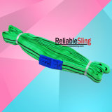 1t~10t Colored Polyester Round Sling o Lifting Belt