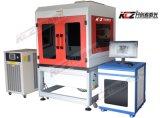 Machine d'inscription de laser de carte de voeux avec l'appareil importé