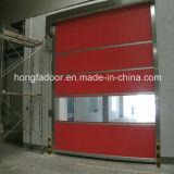 UE Standard rápida Enrolle Industrial Puerta Hff-0092