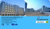 """O diâmetro de aço 24 da tubulação da drenagem ISO9001 """" corrugou-se e galvanizou-se"""