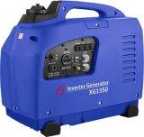 Geradores ao ar livre dedicados monofásicos do inversor dos geradores rv Digital da gasolina 1350W