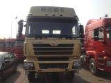 ShacmanのCamion 6X4 Weichaiエンジン430HPのトラクターのトラック