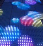 Свет Пола Этапа Портативный 3D DJ Светодиодные