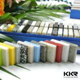 Superficie solida acrilica pura di Du Pont Corian del materiale da costruzione