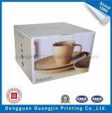 Casella pieghevole ondulata di carta per imballaggio di ceramica