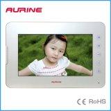 Téléphone visuel de porte d'intercom de fil de la fonction 4 d'instantané (A4-E81C)