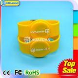 Подгонянный браслет печатание MIFARE классицистический 4K RFID логоса франтовской