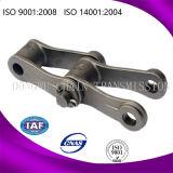 Catena di convogliatore saldata Sidebar di derivazione dell'acciaio inossidabile