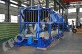 Eis-Hersteller-Pflanzen-/Block-Speiseeiszubereitung-Maschine des Block-10t für heißen Verkauf
