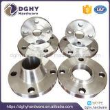Flange qualificada do aço de carbono da flange do aço inoxidável feita em China