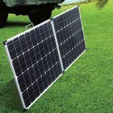 Зеленая панель солнечных батарей энергии 170W Monocrystalline складная