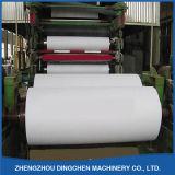Flor da alta qualidade que envolve a linha de produção do papel & do papel higiénico de tecido