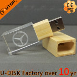 Impulsión cristalina/USB Pendrive del flash del USB