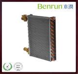 냉장고를 위한 알루미늄 탄미익 증발기