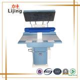 Multi máquina funcional de Ironer da imprensa do vapor