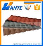 Плитка крыши металла камня строительного материала Coated алюминиевая