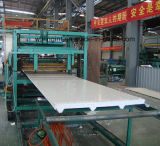 Leichte ENV Wall und Roof Panel Machine, Sandwich Wall und Roof Panel Machine