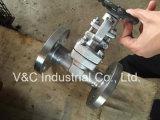 El API ensanchó válvula de puerta del acero de forja