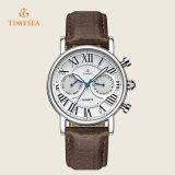 Reloj del acero inoxidable de la alta calidad de la manera para las señoras 71127