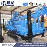 mit hoher Leistungsfähigkeit mit Luftverdichter-, Hfw400L leistungsfähiger hydraulischer Dreh- und Hammer-Wasser-Vertiefungs-Ölplattform