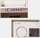 世帯の陰イオンによって作動する紫外空気清浄器35-60 137A