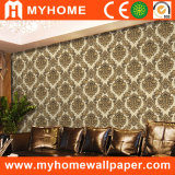 Damassé Designer Deep Embossed Wallpaper pour Home
