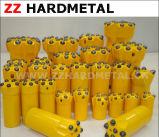 Bits Drilling de carboneto de tungstênio de Zz Hardmetal