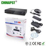 Контроль Poe NVR камеры H. 264 8CH 1080P P2p (PST-NVR808P)