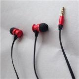Наушники металла кабеля Falt высокого качества популярные для телефона