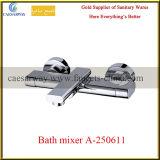 Misturador sanitário do dissipador de cozinha do cromo dos mercadorias