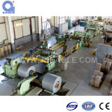 찬 최신 구른 Galvanized Mild Stainless Aluminum Steel Slitting Machine Line