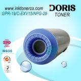 Toner della m/c di Npg29 Gpr19 Npg-29 Gpr-19 C-Exv15 Cexv15 per Canon IR 7015/7086/7095/7105