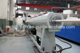 Única extrusora de alta velocidade da tubulação do parafuso PE/HDPE/PPR/LDPE