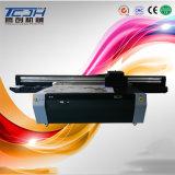 machine UV de couleur de tuile d'imprimante couleur de mur de fond de Ricoh 2513 d'imprimante de mur de fond du carreau de céramique 3D