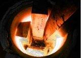 Piccolo Induzione rame forno di fusione in Vendita