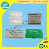Wegwerf-pp. 3 Falte-Gesichtsmaske mit Gleichheit an oder Gummiband für Schönheits-medizinischen Gebrauch