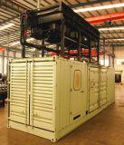 Jogo de gerador Diesel do gás 2000kw do combustível de Googol 50Hz dois