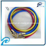 High Pressure Three Colors Refrigerant Charging Hose