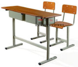 Sf-32D-India Favorável Blue Strong Double School Mesa e Cadeira