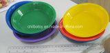 MehrfarbenRound Plastic Food Dish von Educational Toys (ZP-02)