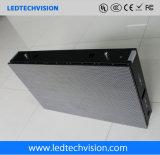 Painel interno da tela do diodo emissor de luz de P5mm para fixado na parede fixo