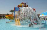 고품질 팽창식 물 게임 장비/물 공원/물 미끄럼