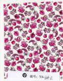 Película hidráulica de la transferencia del agua de la INMERSIÓN de los diseños de la flor de Yingcai