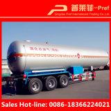 59.7 Cbm 3 Axles LPG Tank Trailer para Sale