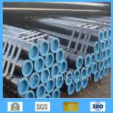 Canalisation de pétrole de tubes et tuyaux sans soudure, en acier de carbone
